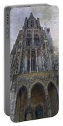 The Cathedral At Ulm Portable Battery Charger