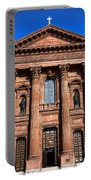 The Cathedral Basilica Of Saints Peter And Paul Portable Battery Charger
