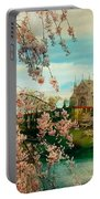 The Cathedral Basilica Of The Sacred Heart Portable Battery Charger