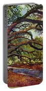 The Century Oak Portable Battery Charger
