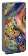 The Chagall Dreams Portable Battery Charger