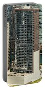 The Chandler Condominiums Building Chicago Aerial Portable Battery Charger
