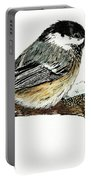 The Chickadee Portable Battery Charger