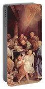 The Circumcision Of The Child Jesus 1640 Portable Battery Charger