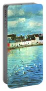 The Claddagh Galway Portable Battery Charger
