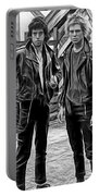 The Clash Collection Portable Battery Charger
