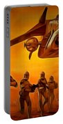 The Clone Wars Portable Battery Charger