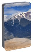 The Colorado Great Sand Dunes  125 Portable Battery Charger