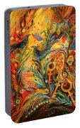 The Colors Of Sunrise Portable Battery Charger