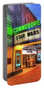 The Commodore Theatre, Portsmouth, Va Portable Battery Charger