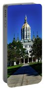The Connecticut State Capitol Portable Battery Charger