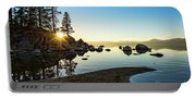The Cove At Sand Harbor Portable Battery Charger