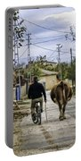 The Cow Herder Portable Battery Charger