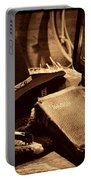 The Cowboy Bible Portable Battery Charger