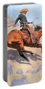 The Cowboy Portable Battery Charger