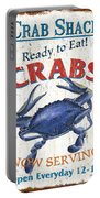 The Crab Shack Portable Battery Charger