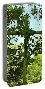 The Cross In Nature Portable Battery Charger