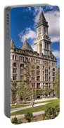 The Customs House Clock Tower Portable Battery Charger
