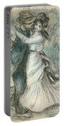The Dance Portable Battery Charger by Pierre Auguste Renoir