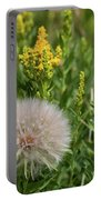 The Dandelion  Portable Battery Charger