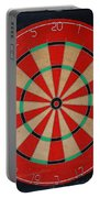 The Dart Board Portable Battery Charger