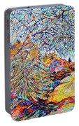 The Dendritic Tree Portable Battery Charger