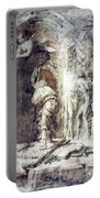 The Descent Into Hell 1468 Portable Battery Charger