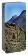 The Desert Mountains Portable Battery Charger