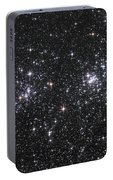 The Double Cluster, Ngc 884 And Ngc 869 Portable Battery Charger