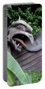 The Dragon In The Garden Portable Battery Charger