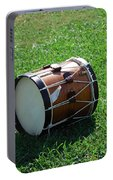The Drum Portable Battery Charger