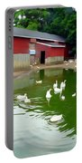 The Duck Pond Portable Battery Charger