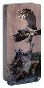The Eagle And The Indian Portable Battery Charger