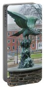 The Eagle - Widener University Portable Battery Charger