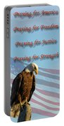 The Eagles Prayer Portable Battery Charger