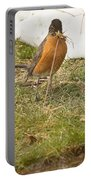 The Early Bird - Robin - Casper Wyoming Portable Battery Charger