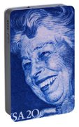 The Eleanor Roosevelt Stamp Portable Battery Charger
