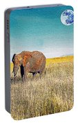 The Elephant Herd Portable Battery Charger
