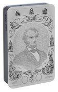 The Emancipation Proclamation Portable Battery Charger