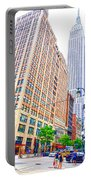 The Empire State Building 6 Portable Battery Charger