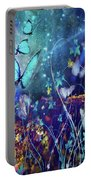 The Enchanted Garden Portable Battery Charger