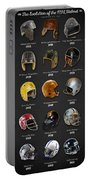 The Evolution Of The Nfl Helmet Portable Battery Charger