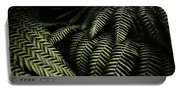 The Exotic Dark Jungle Portable Battery Charger