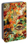 The Eye Of Art Portable Battery Charger