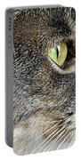 The Eye Of The Tiger  Portable Battery Charger