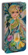 The Fairies Of Wine Series - Chardonnay Portable Battery Charger