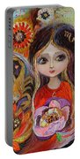 The Fairies Of Zodiac Series - Scorpio Portable Battery Charger