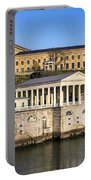 The Fairmount Water Works And Art Museum Portable Battery Charger