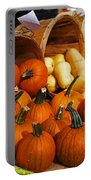 The Fall Harvest Is In Kendall Square Farmers Market Portable Battery Charger