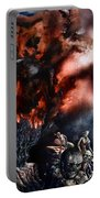 The Fall Of Azturath Portable Battery Charger